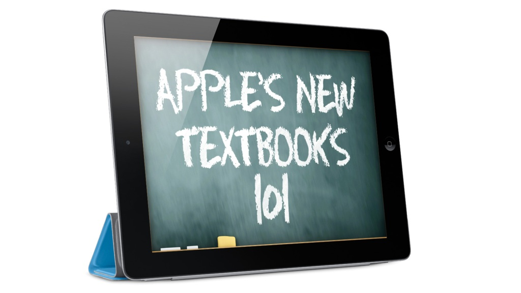 The reinvented Textbook by Apple for iPad.