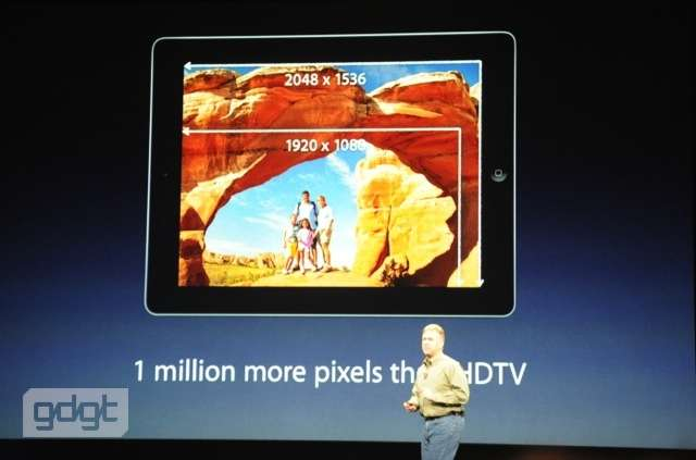 ipad3eventkyle  18 Apples iPad 3 Event   LIVE COVERAGE